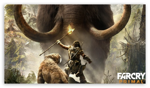 Far Cry Primal Ultra Hd Desktop Background Wallpaper For 4k Uhd Tv