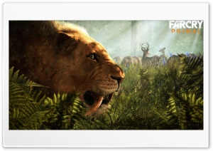 Far Cry Primal HD Wide Wallpaper for Widescreen