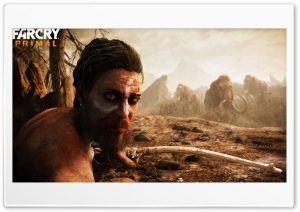 Far Cry Primal HD Wide Wallpaper for 4K UHD Widescreen desktop & smartphone