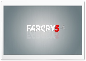 FarCry3 Minimal HD Wide Wallpaper for Widescreen
