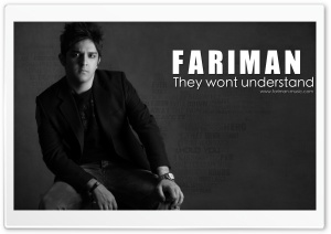 Fariman - They Wont Understand HD Wide Wallpaper for Widescreen