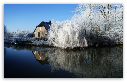 Farmhouse And Frosty Trees ❤ 4K UHD Wallpaper for Wide 16:10 5:3 Widescreen WHXGA WQXGA WUXGA WXGA WGA ; 4K UHD 16:9 Ultra High Definition 2160p 1440p 1080p 900p 720p ; UHD 16:9 2160p 1440p 1080p 900p 720p ; Standard 4:3 5:4 3:2 Fullscreen UXGA XGA SVGA QSXGA SXGA DVGA HVGA HQVGA ( Apple PowerBook G4 iPhone 4 3G 3GS iPod Touch ) ; Tablet 1:1 ; iPad 1/2/Mini ; Mobile 4:3 5:3 3:2 16:9 5:4 - UXGA XGA SVGA WGA DVGA HVGA HQVGA ( Apple PowerBook G4 iPhone 4 3G 3GS iPod Touch ) 2160p 1440p 1080p 900p 720p QSXGA SXGA ;