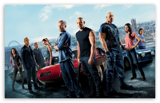 Fast and Furious 6 Movie 2013 HD wallpaper for Wide 16:10 5:3 ...
