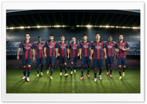 FC Barcelona HD Wide Wallpaper for Widescreen