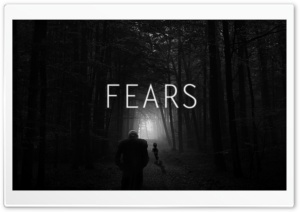 Fears Will Follow You HD Wide Wallpaper for Widescreen