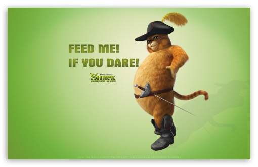 Feed Me If You Dare, Puss in Boots, Shrek Forever After ❤ 4K UHD Wallpaper for Wide 16:10 5:3 Widescreen WHXGA WQXGA WUXGA WXGA WGA ; 4K UHD 16:9 Ultra High Definition 2160p 1440p 1080p 900p 720p ; UHD 16:9 2160p 1440p 1080p 900p 720p ; Standard 4:3 5:4 3:2 Fullscreen UXGA XGA SVGA QSXGA SXGA DVGA HVGA HQVGA ( Apple PowerBook G4 iPhone 4 3G 3GS iPod Touch ) ; Tablet 1:1 ; iPad 1/2/Mini ; Mobile 4:3 5:3 3:2 5:4 - UXGA XGA SVGA WGA DVGA HVGA HQVGA ( Apple PowerBook G4 iPhone 4 3G 3GS iPod Touch ) QSXGA SXGA ;