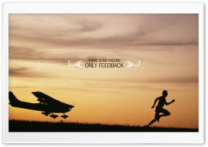 Feedback HD Wide Wallpaper for Widescreen
