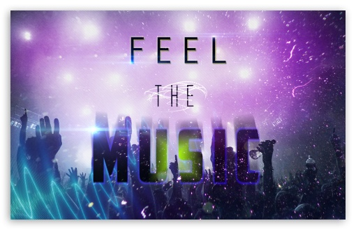 Feel the Music HD wallpaper for Wide 16:10 5:3 Widescreen WHXGA WQXGA WUXGA WXGA WGA ; HD 16:9 High Definition WQHD QWXGA 1080p 900p 720p QHD nHD ; Standard 4:3 5:4 3:2 Fullscreen UXGA XGA SVGA QSXGA SXGA DVGA HVGA HQVGA devices ( Apple PowerBook G4 iPhone 4 3G 3GS iPod Touch ) ; Tablet 1:1 ; iPad 1/2/Mini ; Mobile 4:3 5:3 3:2 16:9 5:4 - UXGA XGA SVGA WGA DVGA HVGA HQVGA devices ( Apple PowerBook G4 iPhone 4 3G 3GS iPod Touch ) WQHD QWXGA 1080p 900p 720p QHD nHD QSXGA SXGA ;