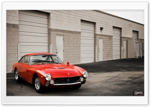 Ferrari 250 GT Lusso HD Wide Wallpaper for Widescreen