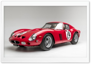 Ferrari 250 GTO 1963 Ultra HD Wallpaper for 4K UHD Widescreen desktop, tablet & smartphone