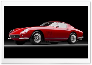 Ferrari 275 GTB HD Wide Wallpaper for 4K UHD Widescreen desktop & smartphone