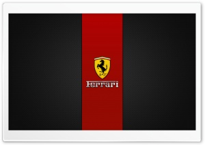 Ferrari HD Wide Wallpaper for 4K UHD Widescreen desktop & smartphone