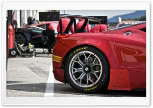 Ferrari 458 GT3 HD Wide Wallpaper for Widescreen