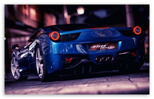 Ferrari 458 Italia Blue HD wallpaper for Wide 16:10 5:3 Widescreen WHXGA WQXGA WUXGA WXGA WGA ; HD 16:9 High Definition WQHD QWXGA 1080p 900p 720p QHD nHD ; Standard 3:2 Fullscreen DVGA HVGA HQVGA devices ( Apple PowerBook G4 iPhone 4 3G 3GS iPod Touch ) ; Mobile 5:3 3:2 16:9 - WGA DVGA HVGA HQVGA devices ( Apple PowerBook G4 iPhone 4 3G 3GS iPod Touch ) WQHD QWXGA 1080p 900p 720p QHD nHD ;
