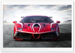 Ferrari 488 Challenge Evo Race Car 2020 Ultra HD Wallpaper for 4K UHD Widescreen desktop, tablet & smartphone