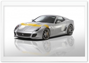Ferrari 599 GTO Novitec HD Wide Wallpaper for Widescreen