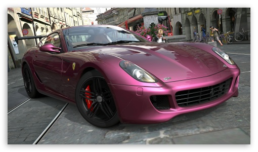 Ferrari 599 Pink ❤ 4K UHD Wallpaper for 4K UHD 16:9 Ultra High Definition 2160p 1440p 1080p 900p 720p ; UHD 16:9 2160p 1440p 1080p 900p 720p ; Mobile 16:9 - 2160p 1440p 1080p 900p 720p ;
