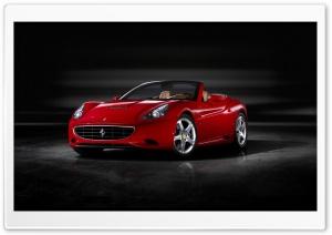 Ferrari Cabriolet Ultra HD Wallpaper for 4K UHD Widescreen desktop, tablet & smartphone