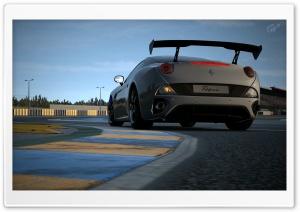 Ferrari California HD Wide Wallpaper for Widescreen