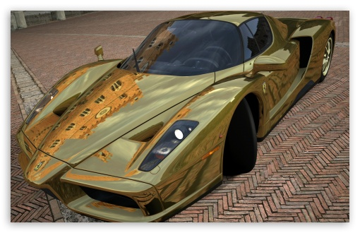 Ferrari Enzo Gold HD wallpaper for Wide 16:10 5:3 Widescreen WHXGA WQXGA WUXGA WXGA WGA ; HD 16:9 High Definition WQHD QWXGA 1080p 900p 720p QHD nHD ; UHD 16:9 WQHD QWXGA 1080p 900p 720p QHD nHD ; Mobile 5:3 16:9 - WGA WQHD QWXGA 1080p 900p 720p QHD nHD ;