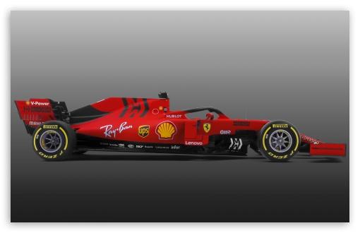 Ferrari F1 2019 4k Hd Desktop Wallpaper For Dual