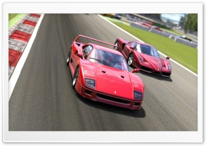 Ferrari F40 '92 HD Wide Wallpaper for Widescreen