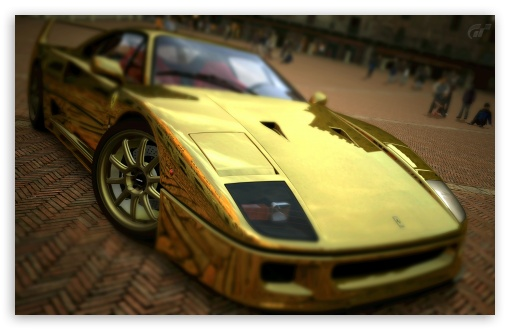 Ferrari F40 Gold HD wallpaper for Wide 16:10 5:3 Widescreen WHXGA WQXGA WUXGA WXGA WGA ; HD 16:9 High Definition WQHD QWXGA 1080p 900p 720p QHD nHD ; UHD 16:9 WQHD QWXGA 1080p 900p 720p QHD nHD ; Standard 3:2 Fullscreen DVGA HVGA HQVGA devices ( Apple PowerBook G4 iPhone 4 3G 3GS iPod Touch ) ; Mobile 5:3 3:2 16:9 - WGA DVGA HVGA HQVGA devices ( Apple PowerBook G4 iPhone 4 3G 3GS iPod Touch ) WQHD QWXGA 1080p 900p 720p QHD nHD ;