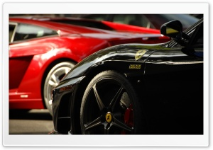 Ferrari F430 HD Wide Wallpaper for Widescreen