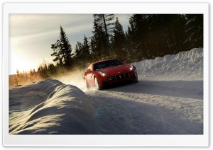 Ferrari FF HD Wide Wallpaper for Widescreen