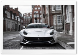 Ferrari FF London HD Wide Wallpaper for Widescreen