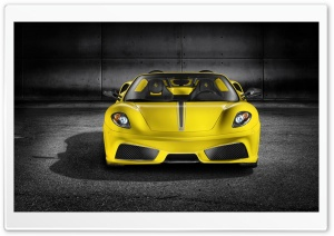 Ferrari Great Car HD Wide Wallpaper for Widescreen