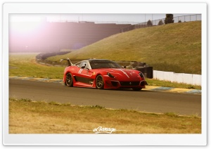 Ferrari GTO HD Wide Wallpaper for Widescreen