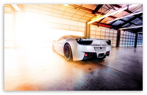 Ferrari In Garage HD wallpaper for Standard 4:3 5:4 Fullscreen UXGA XGA SVGA QSXGA SXGA ; Wide 16:10 5:3 Widescreen WHXGA WQXGA WUXGA WXGA WGA ; HD 16:9 High Definition WQHD QWXGA 1080p 900p 720p QHD nHD ; Other 3:2 DVGA HVGA HQVGA devices ( Apple PowerBook G4 iPhone 4 3G 3GS iPod Touch ) ; Mobile VGA WVGA iPhone iPad PSP Phone - VGA QVGA Smartphone ( PocketPC GPS iPod Zune BlackBerry HTC Samsung LG Nokia Eten Asus ) WVGA WQVGA Smartphone ( HTC Samsung Sony Ericsson LG Vertu MIO ) HVGA Smartphone ( Apple iPhone iPod BlackBerry HTC Samsung Nokia ) Sony PSP Zune HD Zen ; Tablet 2 ;