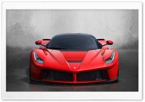 Ferrari LaFerrari - 2014 HD Wide Wallpaper for 4K UHD Widescreen desktop & smartphone