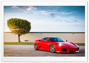 Ferrari Latest Car HD Wide Wallpaper for Widescreen