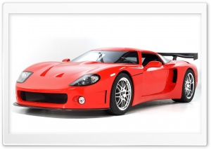 Ferrari Race Car 1 HD Wide Wallpaper for Widescreen