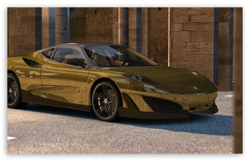 Ferrari SP1 - GOLD HD wallpaper for Wide 16:10 5:3 Widescreen WHXGA WQXGA WUXGA WXGA WGA ; HD 16:9 High Definition WQHD QWXGA 1080p 900p 720p QHD nHD ; Standard 4:3 5:4 3:2 Fullscreen UXGA XGA SVGA QSXGA SXGA DVGA HVGA HQVGA devices ( Apple PowerBook G4 iPhone 4 3G 3GS iPod Touch ) ; iPad 1/2/Mini ; Mobile 4:3 5:3 3:2 16:9 5:4 - UXGA XGA SVGA WGA DVGA HVGA HQVGA devices ( Apple PowerBook G4 iPhone 4 3G 3GS iPod Touch ) WQHD QWXGA 1080p 900p 720p QHD nHD QSXGA SXGA ;