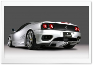 Ferrari Sport Car 13 HD Wide Wallpaper for Widescreen
