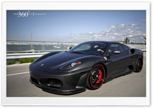 Ferrari Sport Car 3 HD Wide Wallpaper for Widescreen