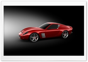 Ferrari Sport Car 33 HD Wide Wallpaper for Widescreen