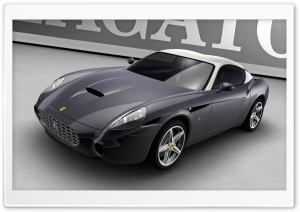 Ferrari Sport Car 37 HD Wide Wallpaper for Widescreen