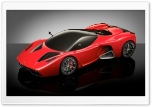 Ferrari Sport Car 41 HD Wide Wallpaper for Widescreen