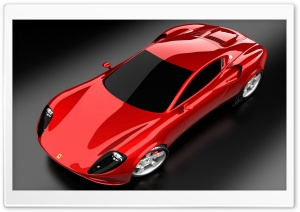 Ferrari Sport Car 42 HD Wide Wallpaper for Widescreen