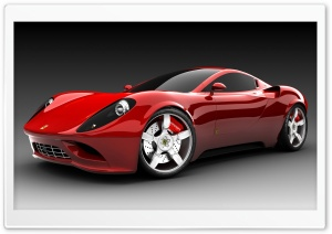 Ferrari Sport Car 43 HD Wide Wallpaper for Widescreen