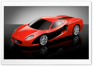 Ferrari Sport Car 44 HD Wide Wallpaper for Widescreen