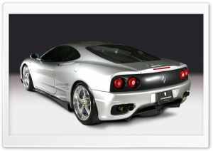 Ferrari Sport Car 45 HD Wide Wallpaper for Widescreen
