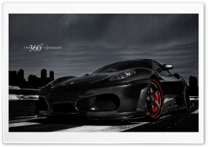 Ferrari Sport Car 5 HD Wide Wallpaper for Widescreen