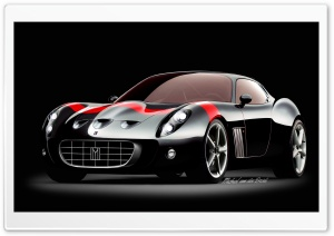 Ferrari Sport Car 59 HD Wide Wallpaper for Widescreen