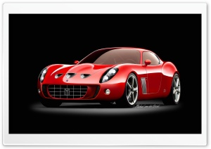 Ferrari Sport Car 60 HD Wide Wallpaper for Widescreen