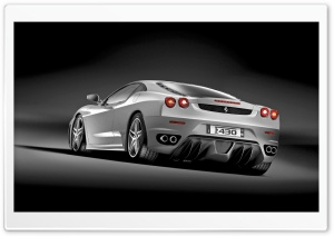 Ferrari Sport Car 88 HD Wide Wallpaper for Widescreen